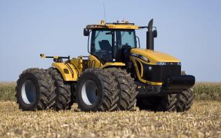 Кредит на трактор