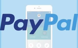 Как узнать свой номер счета на paypal