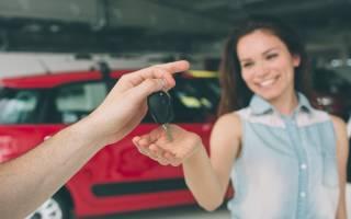 Как купить машину в лизинг