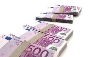 Что изображено на 100 евро