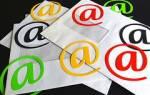 Что такое эмэил почта