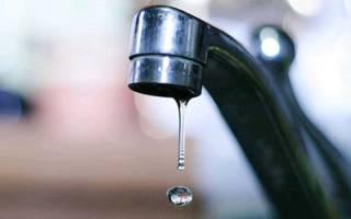 Как платить за холодную воду по счетчику