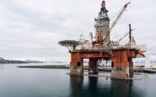 Что происходит с нефтью сейчас
