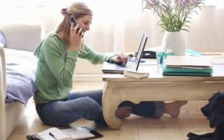 Как заработать деньги дома через интернет